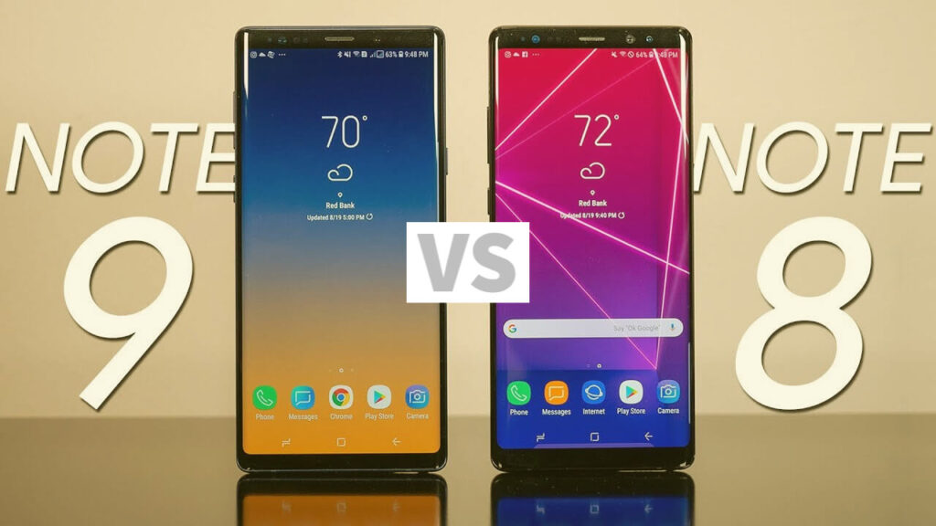 Samsung Note 9 Vs Note 8: Which is Better in 2020?