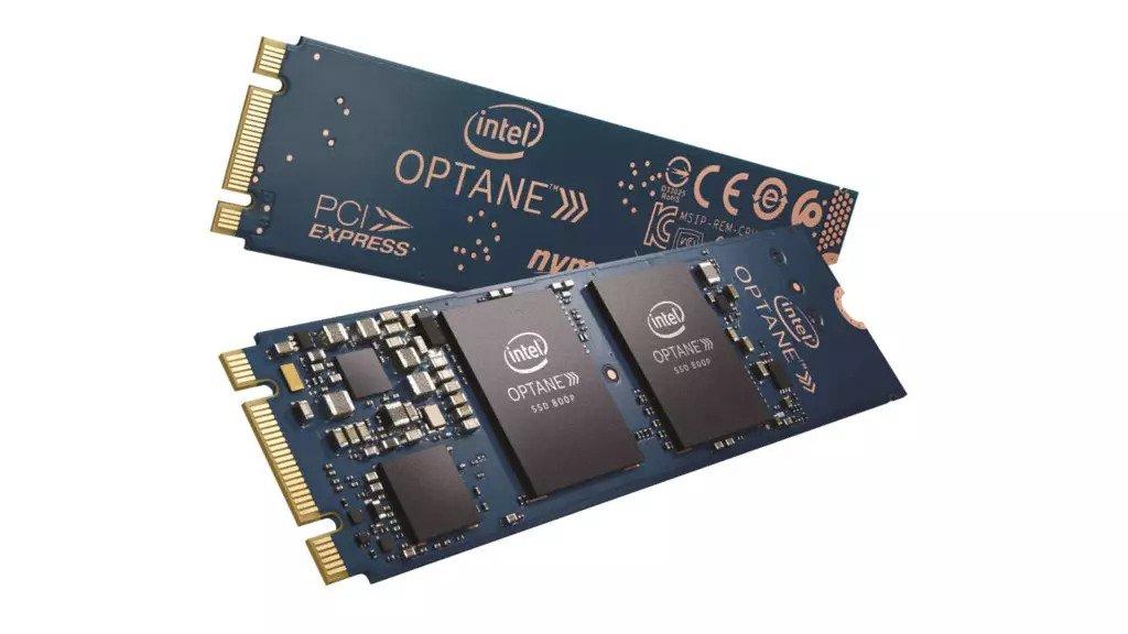 INTEL OPTANE MEMORY VS RAM - 2