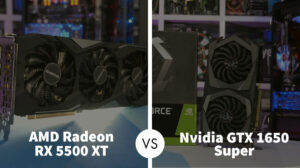 AMD Radeon RX 5500 XT vs Nvidia GTX 1650 Super: Which to Buy?