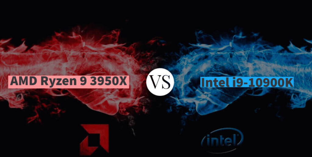 Intel i9-10900K Vs AMD Ryzen 9 3950X: Which to Buy?