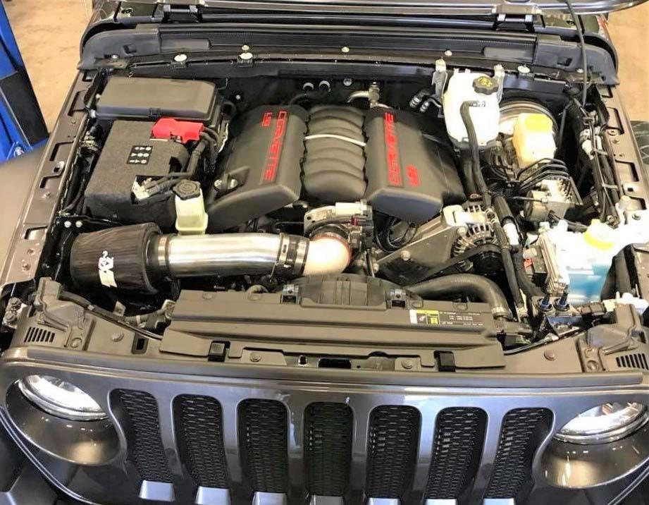 Best tuner for Jeep Wrangler JK – Corvette Power In A Jeep